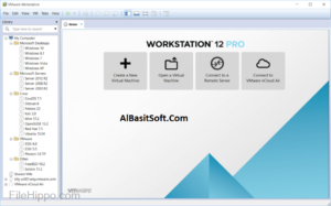VMware Workstation v14.0.0 FULL With Serials Free Download(AlBasitSoft.Com)