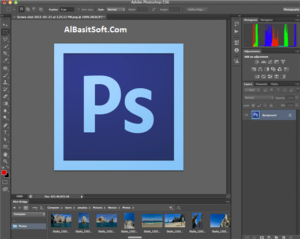 Adobe Photoshop CS6 13.0.1 Final Multilanguage Free Download (AlBasitSoft.Com)
