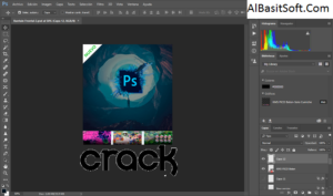 Adobe Photoshop CC 2017 18.0 x64 With Crack Free Download(AlBasitSoft.Com)
