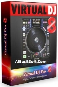 Atomix Virtual DJ Pro 8.0.2048 With Crack 129.2 MB Free Download(AlbasitsOFT.com)