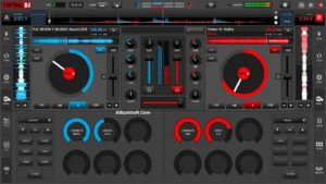 Atomix Virtual DJ Pro 8.0.2048 With Crack 129.2 MB Free Download(AlbasitsOFT.com)