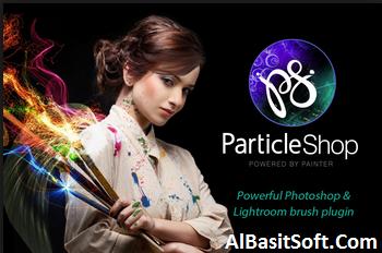 Corel ParticleShop Pack v1.0 Plugin for Photoshop & Lightroom Free Download(Albasitsoft.com)