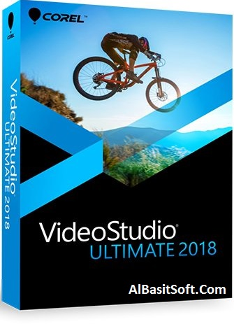 Corel VideoStudio Ultimate 2018 v21.3.0.141 Content Packs 4.5 GB Free Download(AlBasitSoft.Com)