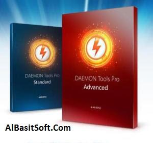 DAEMON Tools Pro Advanced v5.2.0. 0348 Including Crack 24.7 MB Free Download(Albasitsoft.com)