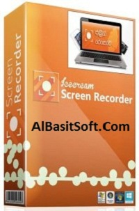 Icecream Screen Recorder Pro 5.80 With Crack Free DownloadAlBasitSoft.Com 1