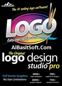 Logo Design Studio Pro Vector Edition 1.7.3 Crack Is Here Free Download(AlBasitSoft.Com)