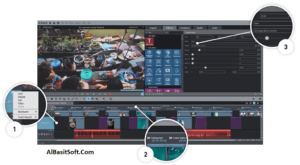 MAGIX Movie Edit Pro 2019 Plus 18.0.1.204 With Crack Free Download(AlBasitSoft.Com)
