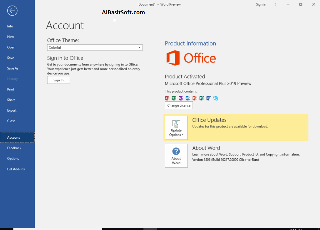 Windows & Office KMS Activator CMD Script (100% Virus Free) Free Download(AlBasitSoft.Com)