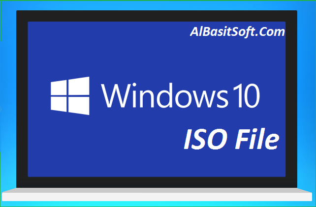 Microsoft Windows 10 Home and Pro x64 Clean ISO 3.8 GB Free Download(ALBasitSoft.com)