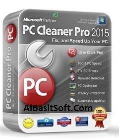 PC Cleaner Pro 2018 Version 14.0.18.5.5 With key 9.1 MB Free Download(AlBasitSoft.Com)