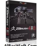 Pixologic ZBrush 2018.1 Full Free Download(Albasitsoft.com)