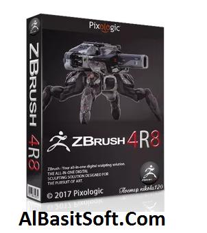 Pixologic ZBrush 2018 1 Full Free Download - Latest Software Free
