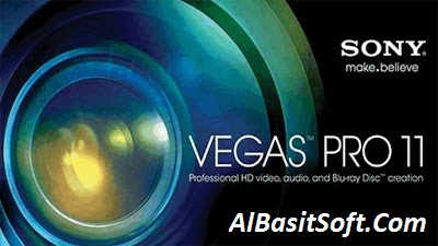 Sony Vegas Pro 11 With keygen 205.4 MB Free Download(Albasitsoft.com)