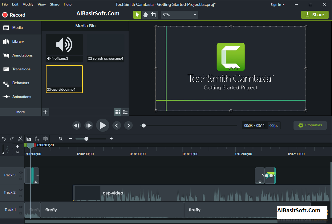 TechSmith Camtasia 2018.0.2 Build 3634 (x64) With Keygen 480.0 MB Free Download(AlBasitSoft.Com)