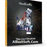 Titler Live 4 Broadcast 4.0 Build 180725 With Crack Free Download(AlBasitSoft.Com)