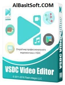 VSDC Video Editor Pro 5.8.9.857,858 With License Key Free Download(AlBasitSoft.Com)