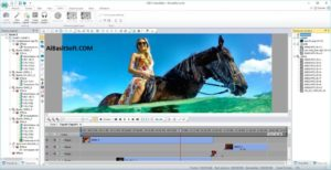 VSDC Video Editor Pro 5.8.9.857,858 With License Key Free Download(AlBasitSoft.Com)