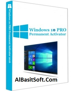 Windows 10 Pro Permanent Activator Ultimate 2018 v2.2 Free Download(AlBasitSoft.Com)