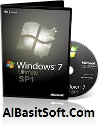Windows 7 SP1 Ultimate 64 Bit With Activated ISO Free Download(AlBasitSoft.Com)