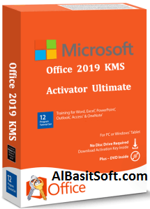 Windows & Office KMS Activator CMD Script (100% Virus Free) Free Download(AlBasitSoft.Com)