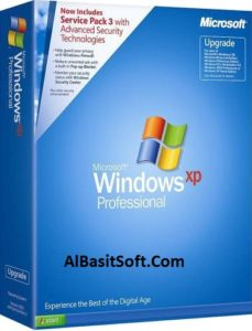 Windows XP Pro SP3 Activated ISO Free Download(AlBasitSoft.Com)