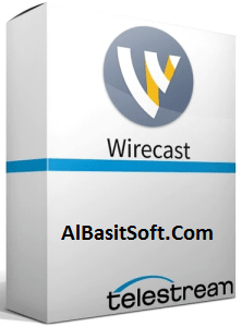 Wirecast Pro 10.1.0 With Full Crack Free Download(AlBasitSoft.Com)