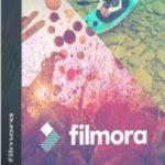 Wondershare Filmora 8.7.1.4 With License Keys Free Download
