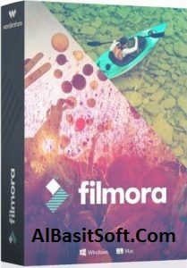 Wondershare Filmora 8.7.1.4 With License Keys Free Download(AlBasitSoft.Com)