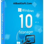 Yamicsoft Windows 10 Manager 2.3.2 With Keygen Free Download(AlBasitSoft.Com)