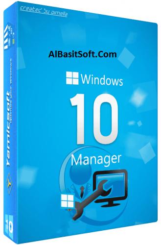 Yamicsoft Windows 10 Manager 2.3.2 With Keygen Free Download(AlBasitSoft.Com)
