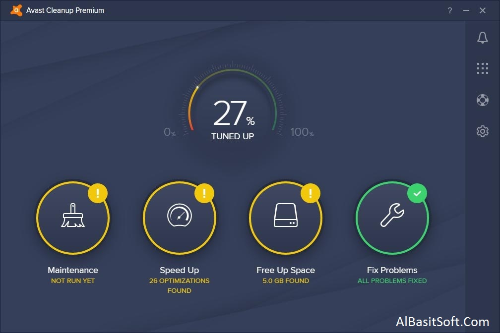 Avast Cleanup Premium 2018 v18.1.5172 With Crack Free Download(AlBasitSoft.Com)