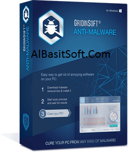 GridinSoft Anti-Malware 4.0.14.234 With Crack Free Download(AlBasitSoft.Com)