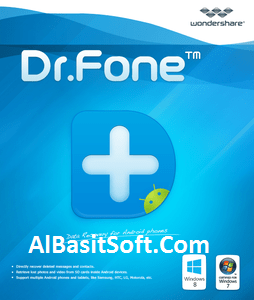 Wondershare Dr.Fone Toolkit for Android & iOS 9.2.0 With Crack Free Download(AlBasitSoft.Com)