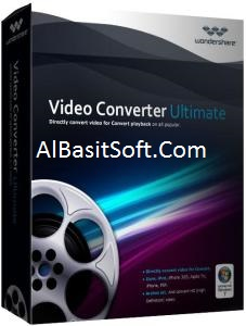 Wondershare Video Converter Ultimate 10.3.2.182 With Crack Free Download(AlBasitSoft.Com)