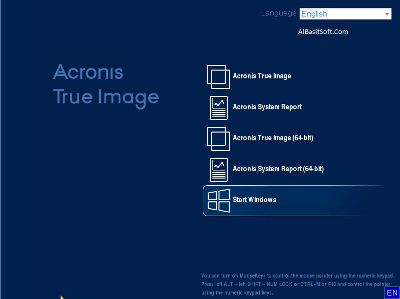 Acronis True Image 2019 Build 14610 Bootable ISO(AlBasitSoft.Com)