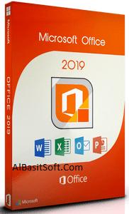 Microsoft Office Professional Plus VL 2019 1809 (Build 10827.20181) + Activator (x86x64) Free Download(AlBasitSoft.Com)