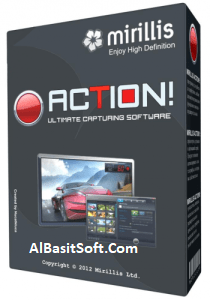 Mirillis Action 3.7.0 With Crack(AlBasitSoft.Com)