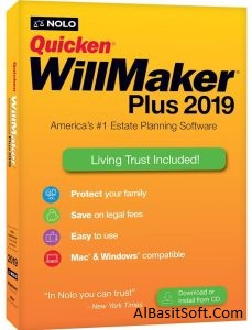 Quicken WillMaker Plus 2019 v19.1.2414 With Crack Free Download(AlBasitSoft.Com)