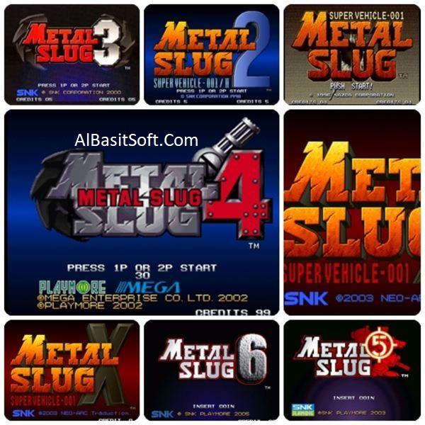 All Metal Slug 1-6 PC Games Free Download [PC Collection](AlBasitSoft.Com)