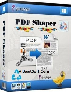 PDF Shaper Professional 8.9 With Crack Free Download(AlBasitSoft.Com)
