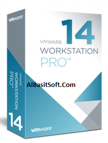 VMware Workstation Pro 14.1.5 Build 10950780 (x64) With License Keys Free Download(AlBasitSoft.Com)
