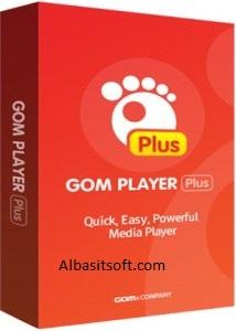 GOM Player Plus 2.3.36.5297 With Crack Free Download(AlBasitSoft.Com)