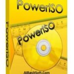 PowerISO 7.1 With Registration Keys (x86/x64) Free Download