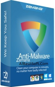 Zemana AntiMalware Premium 2.73.2.2 + License Key Free Download(AlBasitSoft.Com)