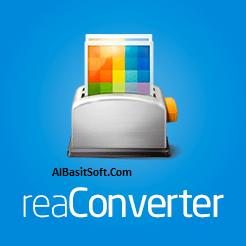 reaConverter Pro 7.468 With Crack Free Download(AlBasitSoft.Com)