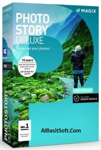 MAGIX Photostory Deluxe 2019 17.1.3.142 Crack (x64)[Latest] Free Download(AlBasitSoft.Com)