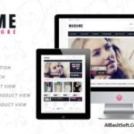 Madame Theme for WordPress Free Download