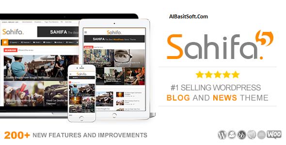 Sahifa Theme for WordPress Free Download(AlBAsitSoft.Com)