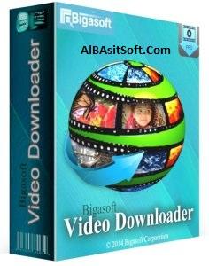 Bigasoft Video Downloader Pro 3.17.2.7018 With Serial Keys Free Download(AlBAsitSoft.Com)