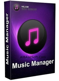 Helium Music Manager 13.6 Build 15170 Premium With Crack Free Download(AlBasitSoft.Com)